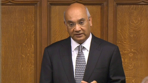 Indian-origin MP Keith Vaz faces 6-month suspension in UK