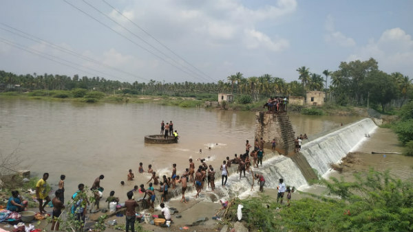 Young Man Died While Swimming In Lakkavvanahalli Dam In Hiriyuru