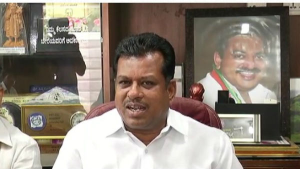 Parameshwar Naik Reacts To The Statement Of KS Eshwarappa In Davanagere