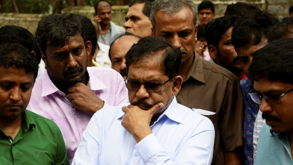 Parameshwara Remembers Last Word Of PA Ramesh