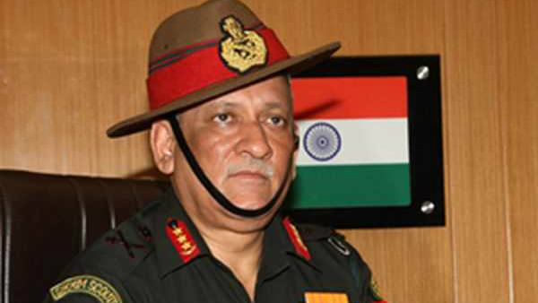 Bipin Rawat Says, There Was Pressure On Pakistan By FAFT