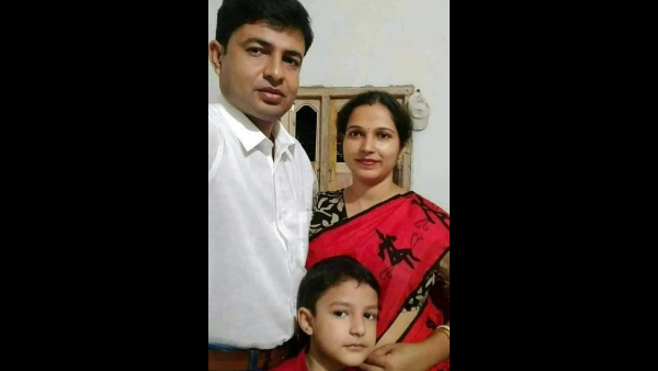 RSS Worker, wife and Son Killed in West Bengal