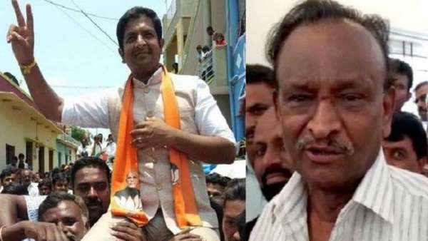 Youth BJP Leader Sharath Bache Gowda Clarification About Contesting Hoskote Assembly By Poll