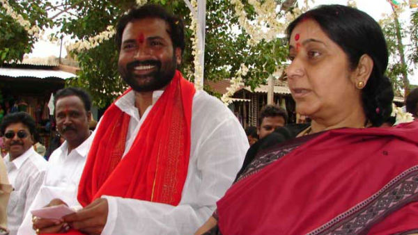 Srimulu Rememberd Sushma Swaraj In Assembly