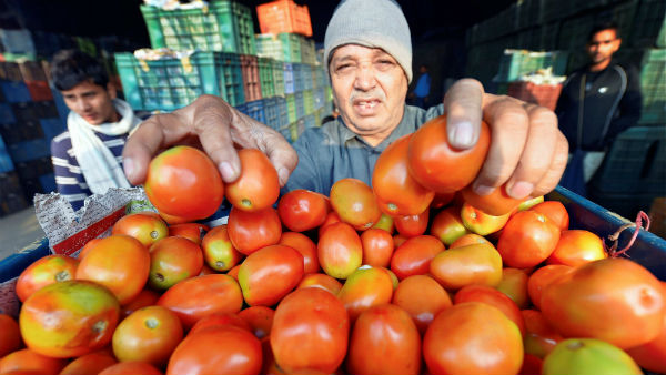 Tomato Price Huge Raise In Delhi Reached 60 Rupees