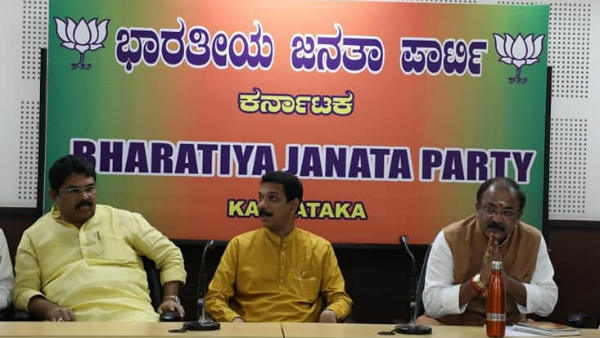 BJP Leaders Meeting On By Election Of Bengaluru Seats