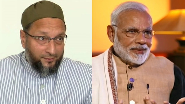 Not Triple Talaq, Give Reservation To Muslims Like Marathis: Owaisi
