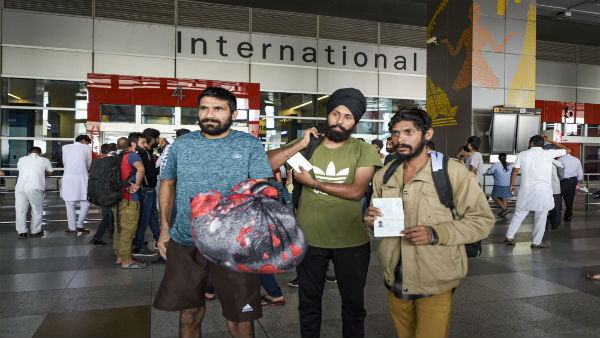 Mexico Deports 311 Indians Illegally Trying to Cross Over to US After Pressure from Washington