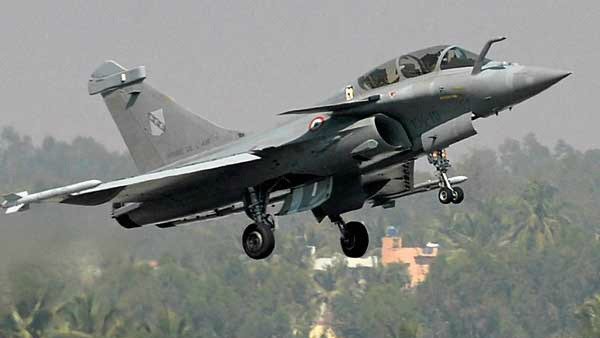 Indian Airforce To Receive Its First Rafale Fighter Jet Today