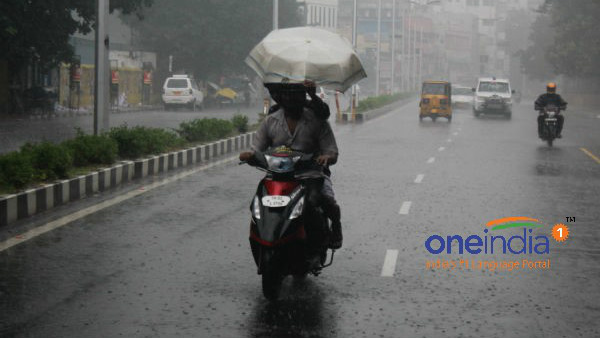 Heavy Rainfall 4-Day Thunder Showers In Bengaluru