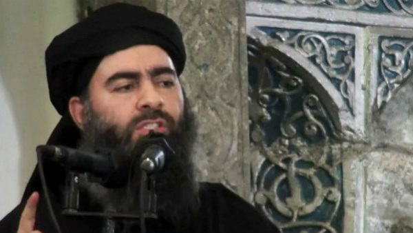 Wife Of Most Wanted Terrorist Baghdadi Who Died Recetntly Captured