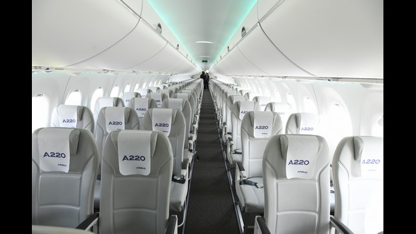 Airbus conducts demonstration of A220 in Bengaluru