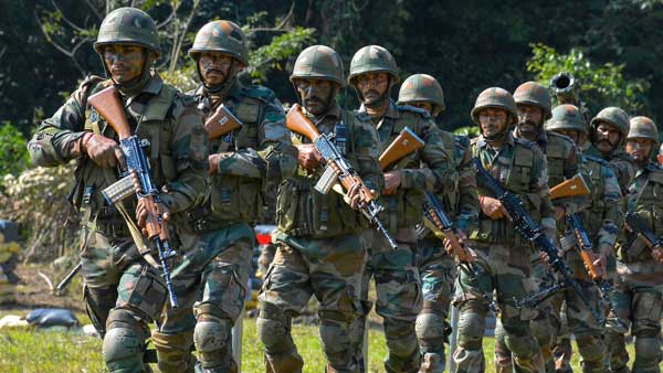 Two Terrorists Killed In Jammu Kashmir