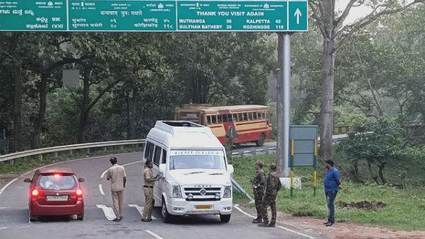 ಬಂಡೀಪುರ ರಾಷ್ಟ್ರೀಯ ಹೆದ್ದಾರಿಗೆ ಪರ್ಯಾಯ ಐದು ಮಾರ್ಗ