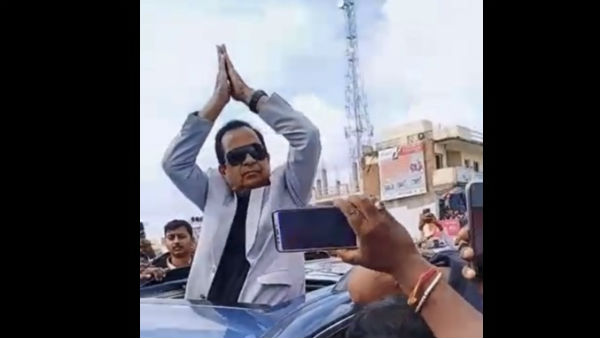 ಚಿಕ್ಕಬಳ್ಳಾಪುರ: ಸುಧಾಕರ್ ಪರ ಖ್ಯಾತ ಹಾಸ್ಯನಟ ಬ್ರಹ್ಮಾನಂದಂ ಪ್ರಚಾರ