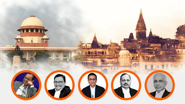 ಸುಪ್ರೀಂ ತೀರ್ಪು: ಅಯೋಧ್ಯಾ ಭೂ ವ್ಯಾಜ್ಯ ಅಂತ್ಯ, ಮಂದಿರ-ಮಸೀದಿಗೆ ಹಂಚಿಕೆ
