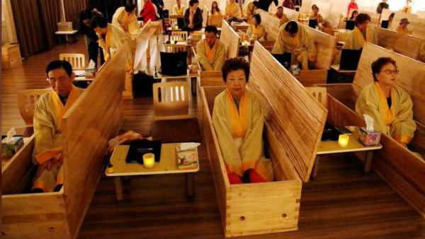 A South Korean Service Is Offering Free Funerals But Only To The Living