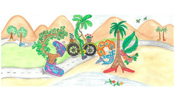Google Doodle Celebrates Childrens Day