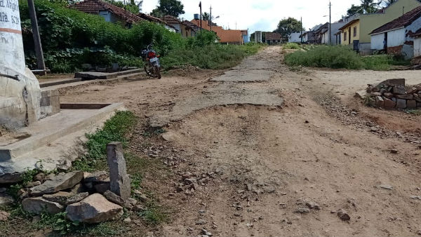 No Infrastructure For Soligas Kaniyanapura In Chamarajanagar