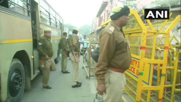 Curfew Imposed In 5 Districts of Rajasthan