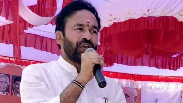 Hyderabad as Indias 2nd capital? No plans says G Kishan Reddy