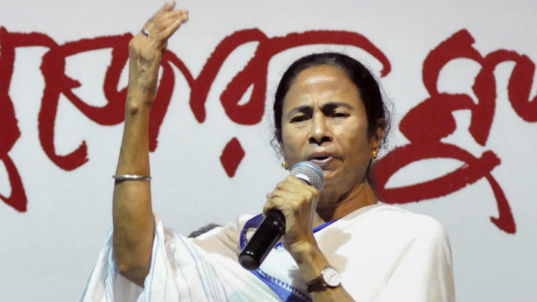 Some People In Constitutional Post Acting Like BJP Mouthpiece - Mamata Banarjee
