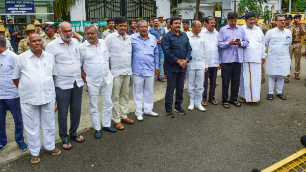 Karnataka MLAs Disqualification Case Verdict Live Updates : ಅನರ್ಹತೆ ಎತ್ತಿಹಿಡಿದ ಸುಪ್ರೀಂಕೋರ್ಟ್