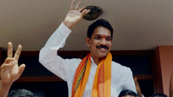 Nalin Kumar Kateel Campaign For Mangaluru Corporation Election