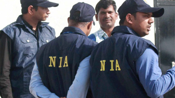 NIA Carries Out Searches In Soladevanahalli Bengaluru