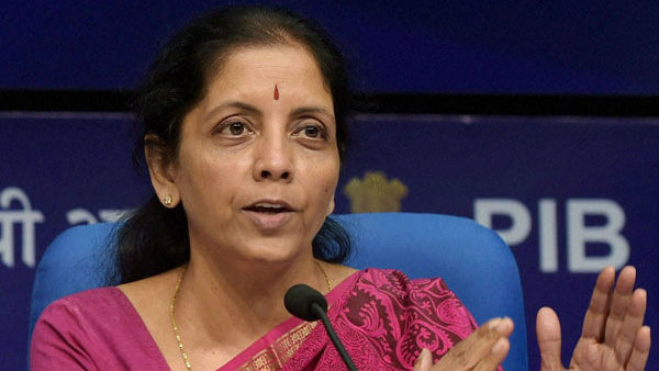 Nirmala Sitharaman announced Rs. 25,000 crore fund for stalled real estate projects