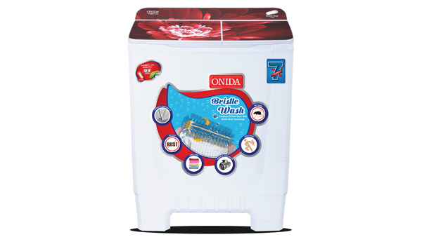 New Washing Machine: Onida launches Bristle Wash and Ultra Wash as part of Fabric Care Series