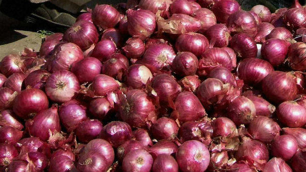 Thieves Steal Onions From Shops But Not Cash