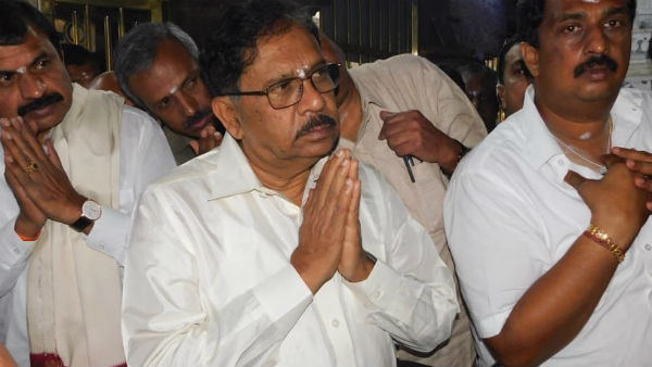 JDS Party Is Like Monkey, They Will Not Stick In One Place: Congress Leader Parameshwar