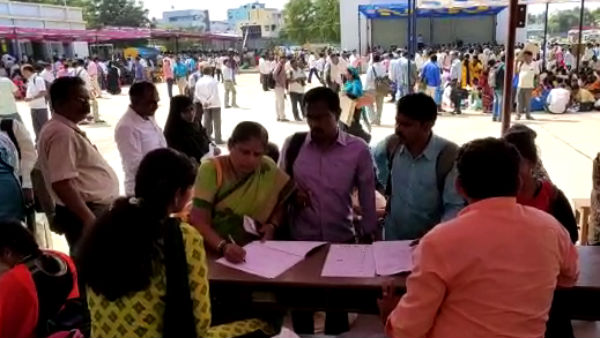 Preparations For Davanagere Corporation Election