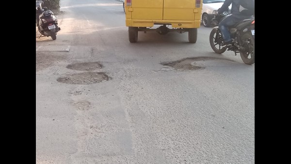 When BBMP Make Bengaluru Roads Potholes Free