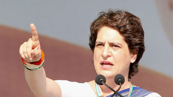 Jharkand: Priyanka Gandhi Is Not In Star Campaigners List