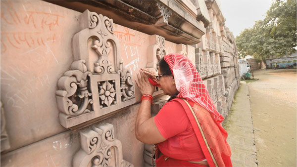 2024ರಲ್ಲಿ ಮಂದಿರ ನಿರ್ಮಾಣ ಪೂರ್ಣ, ರಾಮ ದರ್ಶನ ಪ್ರಾಪ್ತಿ