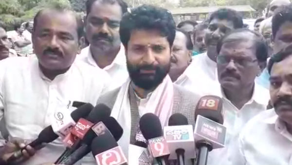 CT Ravi Speaks In Favor Of Disqualified MLAs In Kalaburagi