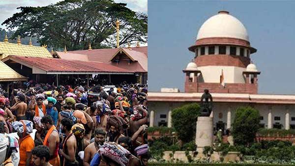 Sabarimala Verdict: ವಿಸ್ತೃತ ಪೀಠಕ್ಕೆ ಶಬರಿಮಲೆ ಪ್ರಕರಣ ವರ್ಗಾವಣೆ