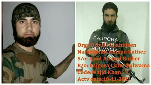 Terrorists Killed In The Encounter With Security Forces In Pulwama.