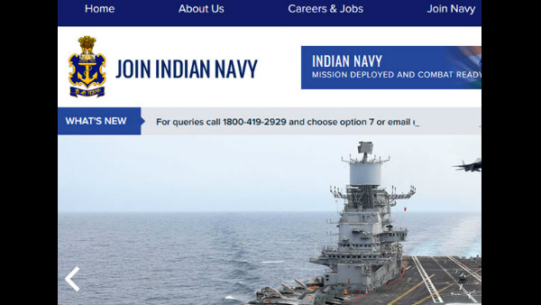 Indian Navy Recruitment 2019 Apply For 2700 Sailor AA And SSR Post