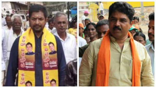 Gate Pass From Party To Sharath: R.Ashok Final Warning