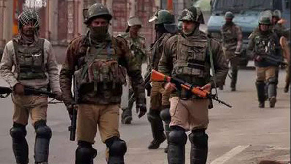 JK: 2 Terrorists Killed In an Encounter By Indian Army