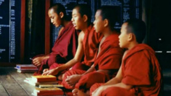 Zen Stories Young Monk Who Used To Be Serious Always Without Smile