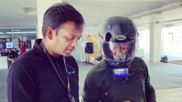 Bengaluru Man invents AC helmets watch on HistoryTV18 OMG! YMI Season 6