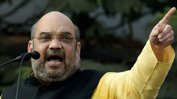 Grand Rama Mandira in Ayodhya within four months: Amit Shah