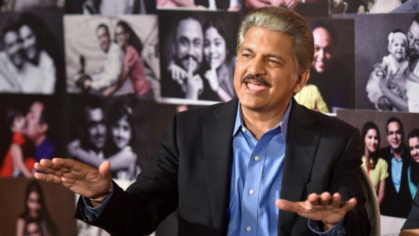 Anand Mahindra Tweet on 72-Year-Old Womans Fitness Video