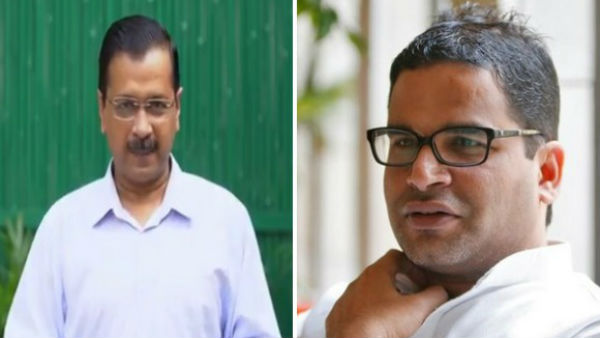 Arvind Kejriwal Join Hands With Prashanth Kishore To Win Delhi