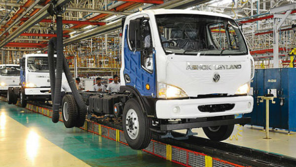 Ashok Leyland to shut down production for up to 12 days in December