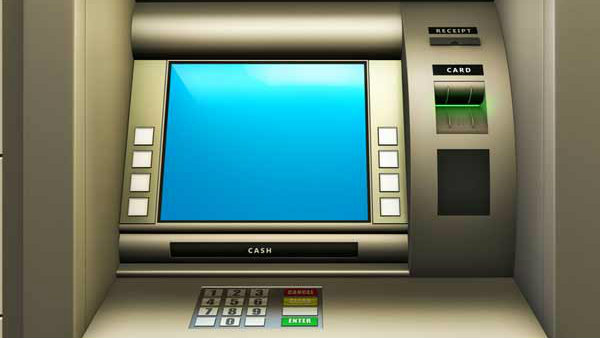 The Skimmer Was On An ATM Machine Near Jalahalli